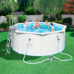 Bestway Basseng - Steel Wall Pool Model 56563 - 300x120cm