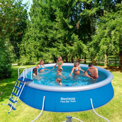 Bestway Basseng - Fast Set Pool Model 57289 - 457x122cm