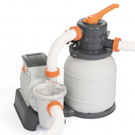 Bestway Basseng Sandfilter Pumpe. Valgfri størrelse.