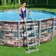 Bestway Basseng - Power Steel Frame Pool Model 56966 - 488x122cm