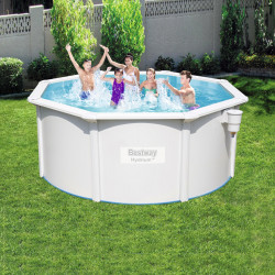 Bestway Basseng - Steel Wall Pool Model 56566 - 300x120cm
