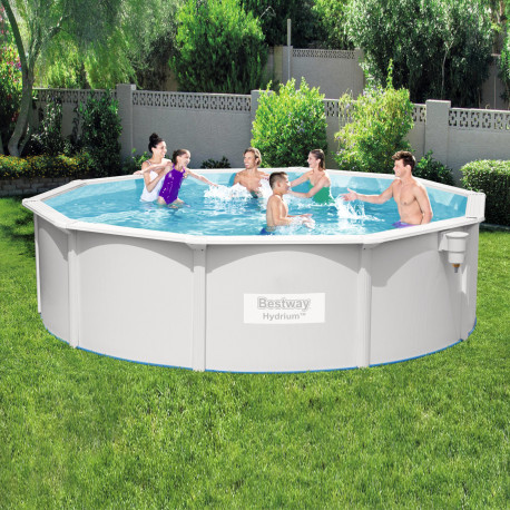 Bestway Basseng - Steel Wall Pool Model 56384 - 460x120cm