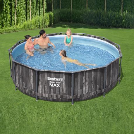 Bestway Basseng - Steel Pro MAX Frame Pool Model 5614X - 366x100cm
